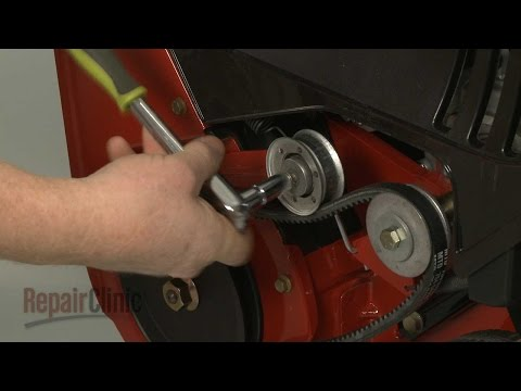 Idler Pulley - Craftsman Snowblower