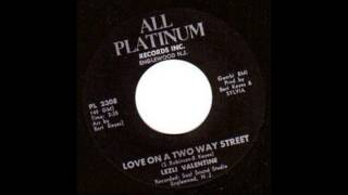 Love On A Two Way Street-Lezli Valentine-1968