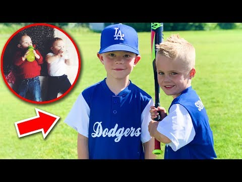 From BABIES To BOTTLES To BASEBALL! Cheating Home Run?! 😅