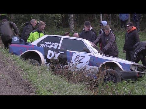 South West Motorsport Pienoisralli 2018 (Action)