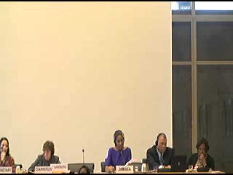 [3 of 4] UN Committee on the Rights of the Child - Jamaica Review - 68th Session, Jan 2015