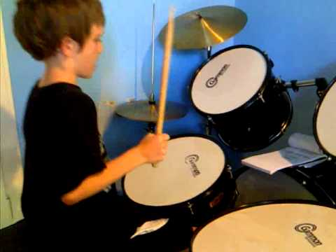 robert-dallas. johnny bell's drum lessons