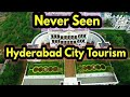 Never Seen Beauty of Hyderabad City Aerial View | Drone Shoot by Sravan Neelagiri