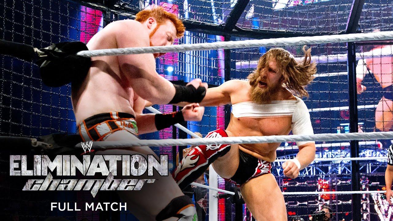 Download FULL MATCH - World Heavyweight Title Elimination Chamber Match: WWE Elimination Chamber 2014