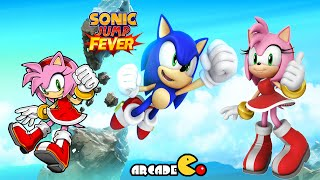 Sonic Jump Fever - Amy Rose Character Unlocked