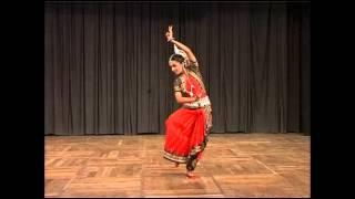 Odissi Dance- Shiv Tandav Stotra