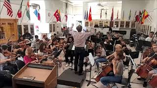 International Youth Symphony 2019 - San Diego Youth Symphony