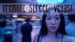 Vegas 2015 (part 3): Aquarium, Rollercoaster, Fremont Street Experience