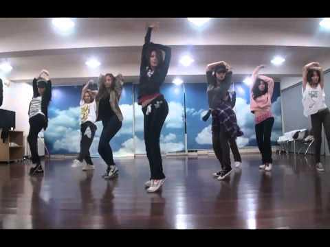 [HD 720p] Girls' Generation (소녀시대 / 少女時代) - The Boys (Dance Practice Version)