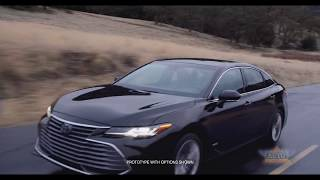 2019 Toyota Avalon Overview - Design, Manufacturing, Performance
