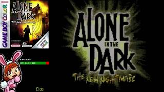 Alone in the Dark: The New Nightmare (GBC) - Full Playthrough