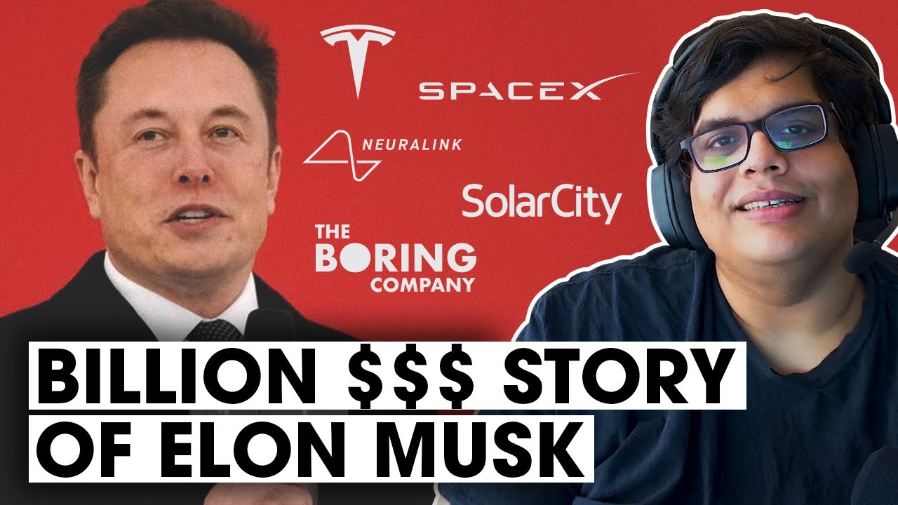 25 Things You Didn't Know About Elon Musk