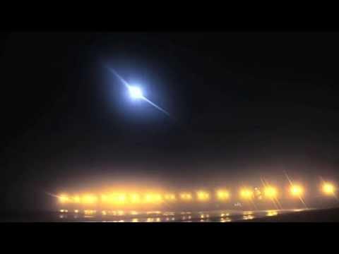 Blood Moon In Huntington Beach HD | GoPro