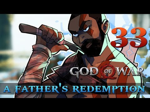 [33] A Father's Redemption (Let's Play God of War [2018] w/ GaLm) thumbnail