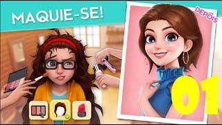 Best Teens Games - Project Makeover Gameplay Walkthrough Part 01 #Gameplay