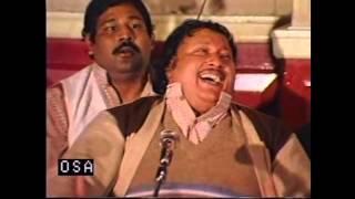 Shahbaz Qalandar (Lal Meri Pat Rakhio) - Ustad Nusrat Fateh Ali Khan - OSA Official HD Video thumbnail