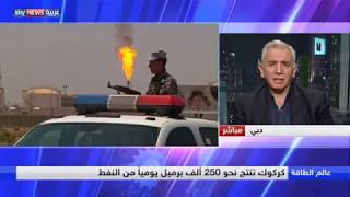 النفط بين الصراع العراقي والعقوبات على إيران