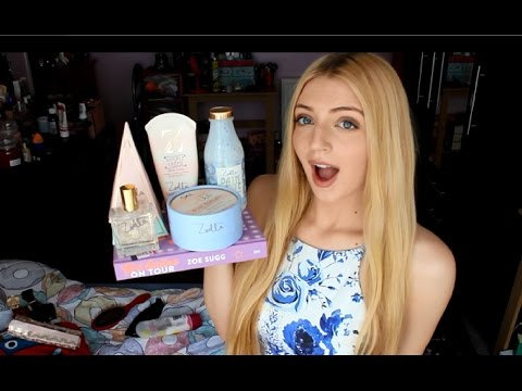 Zoella Beauty Sweet Inspiration REVIEW!