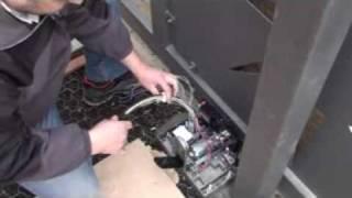 FAAC C720 - Montage Automatisme Portail Coulissant - 1ère partie