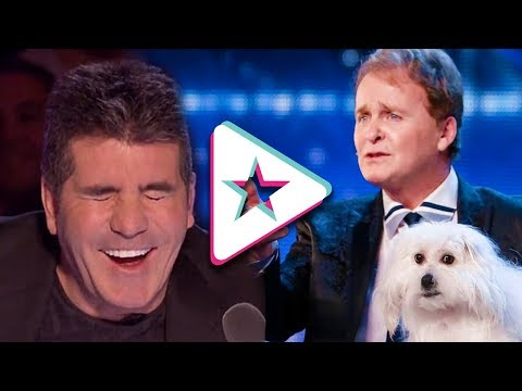 Top 10 des performances drôles Got Talent