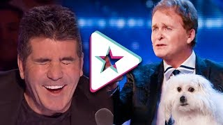 Top 10 Funny Performances Got Talent MP3