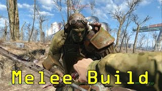 Fallout 4 Tips Melee Build Guide