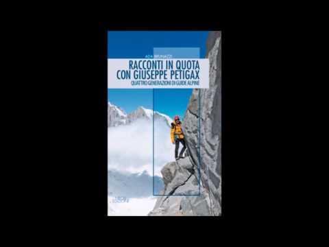 """Volta Pagina"", Radio Energy, ""Racconti in quota con Giuseppe Petigax"" di Ada Brunazzi, 21/03/2016"