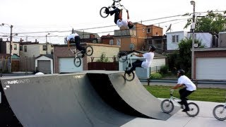 Darcy Peters, BMX Rider ­ Samsung Infinite Possibilities Winner -- Part 2