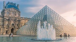 El MUSEO mas FAMOSO del MUNDO - El LOUVRE en PARIS 🇫🇷💯