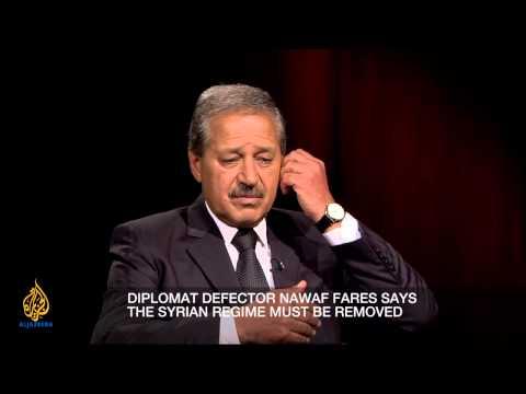 Inside Syria - Nawaf Fares: 'The Syrian regime is dead'