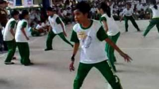 Playing patintero with Larong Pinoy and Magna Kultura