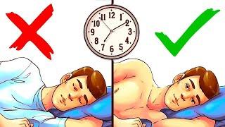 8 طرق تساعدك في الحصول على نوم سليم  ..!