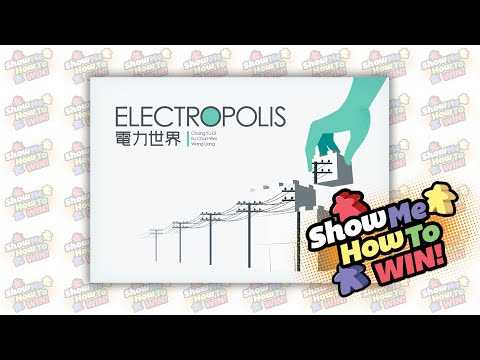 Electropis 電力世界 Strategy Tips with Chih-Fan Chen 陳智帆 (with ENG CC)