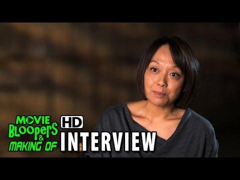 Everest (2015) Behind the Scenes Movie Interview - Naoko Mori is 'Yasuko Namba'