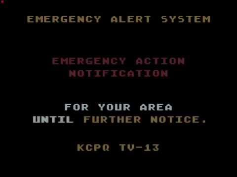 Nuclear Bomb Emergency Audio for Seattle, Portland, Los Angeles, and Honolulu