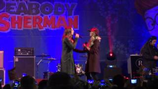 Emma and Melanie C - 2 Become 1 (Regents Street Christmas London 2013) HD
