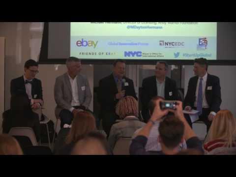 Startup Global NYC '16: IP Protection‐Navigating International Partnerships and Regulations