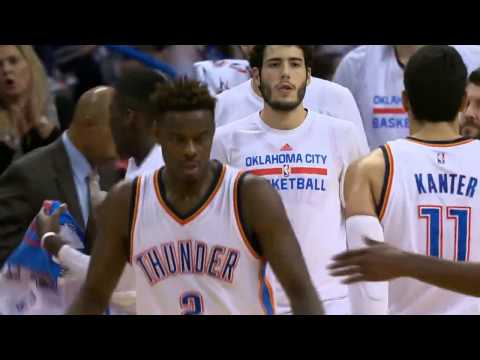 Detroit Pistons at Oklahoma City Thunder- November 26, 2016
