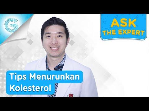Bukan Dengan Makanan, Ini Cara Menurunkan Kolesterol! - Dr. L. Aswin, Sp.PD