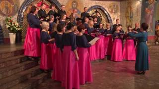 Hajnowskie Dni Muzyki Cerkiewnej'2016 -  Chór Parafii Prawosławnej w Hajnówce