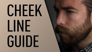 Beard Cheek Line Guide | Jeff Buoncristiano thumbnail