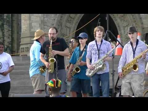 Ottawa International Drumming Festival part 2