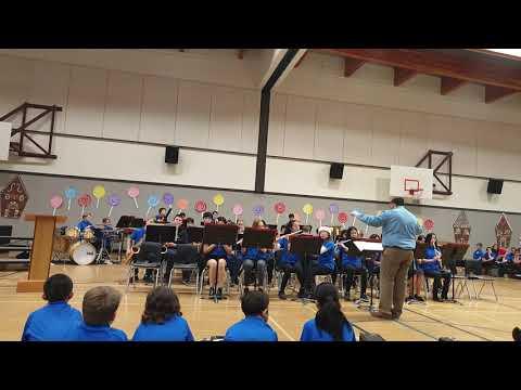 Gordon Head Middle School Gr8 Band
