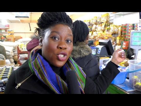Where to buy Nigerian Food in London!
