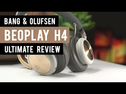 Bang and Olufsen Beoplay H4 Ultimate Review and Unboxing