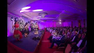 Концерт цыганской группы Леонсии Эрденко на  Rus Prix 2017, Голландия