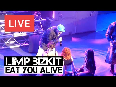 Limp Bizkit  Eat You A  in HD @ Brixton Academy 2015