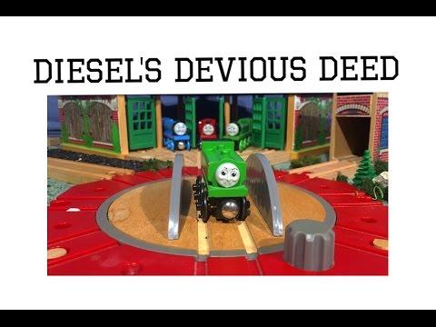 Diesel's devious deed remake (GC)