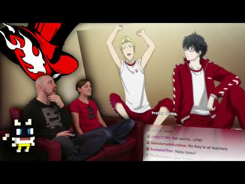 Persona 5 AWESOME!   EPISODE 2