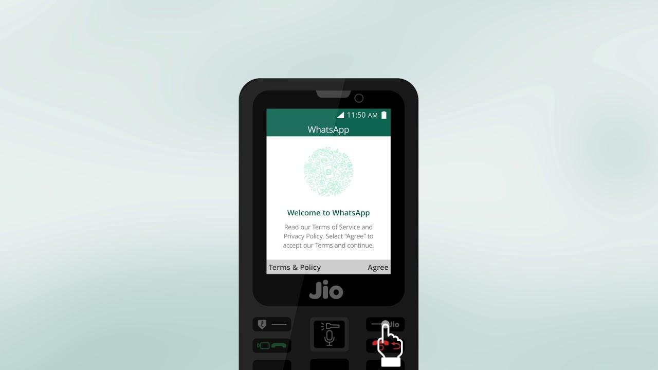 JioPhone पर WhatsApp का इस्तेमाल कैसे करें